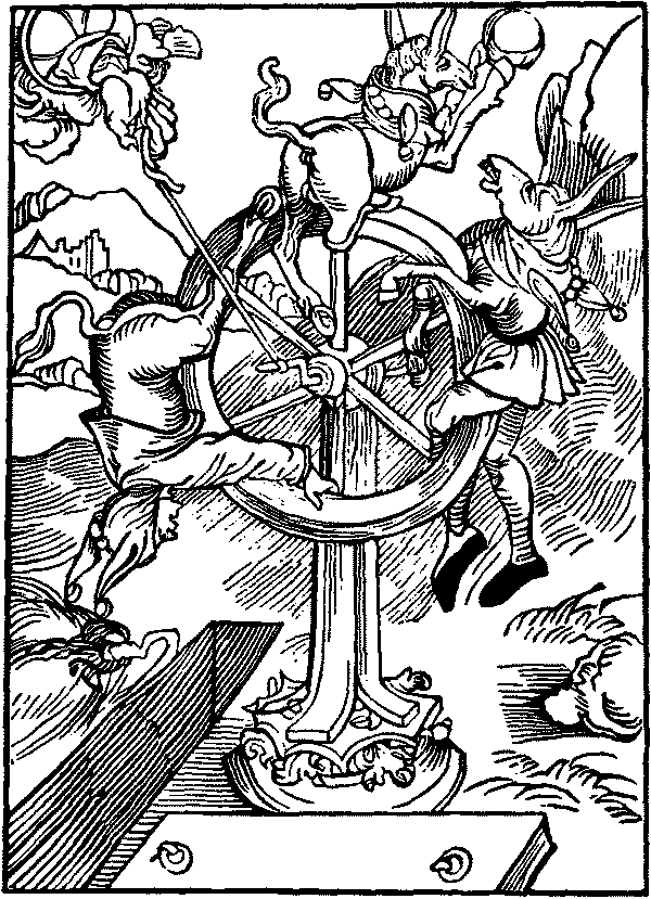 The Ship of Fools. Illustration attributed to Albrecht Dürer, from the book Ship of Fools by Sebastian Brant, 1494.