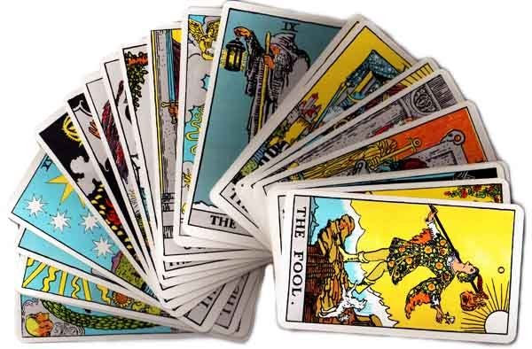 Image result for tarot major arcana