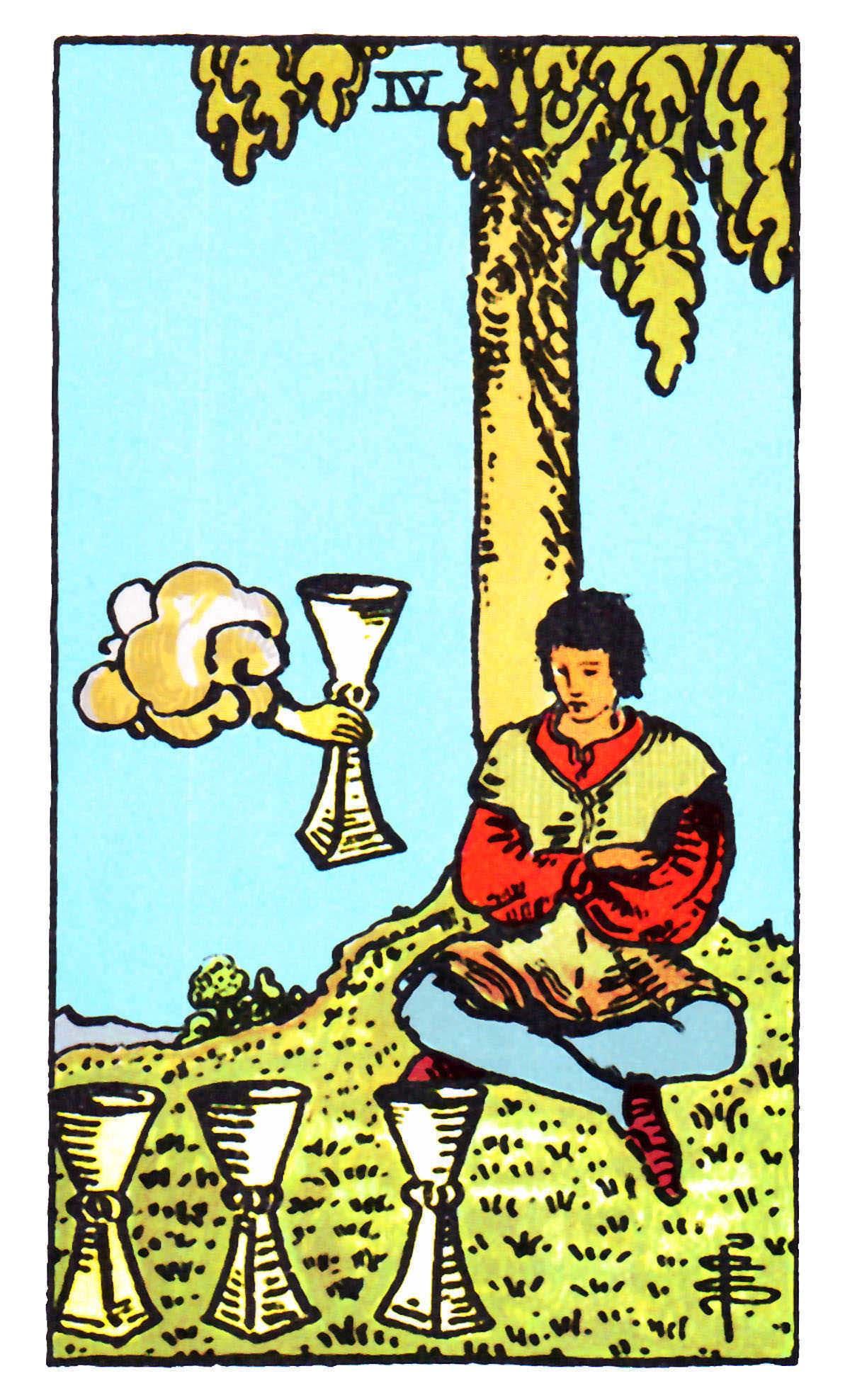 3 of cups tarot card meaning