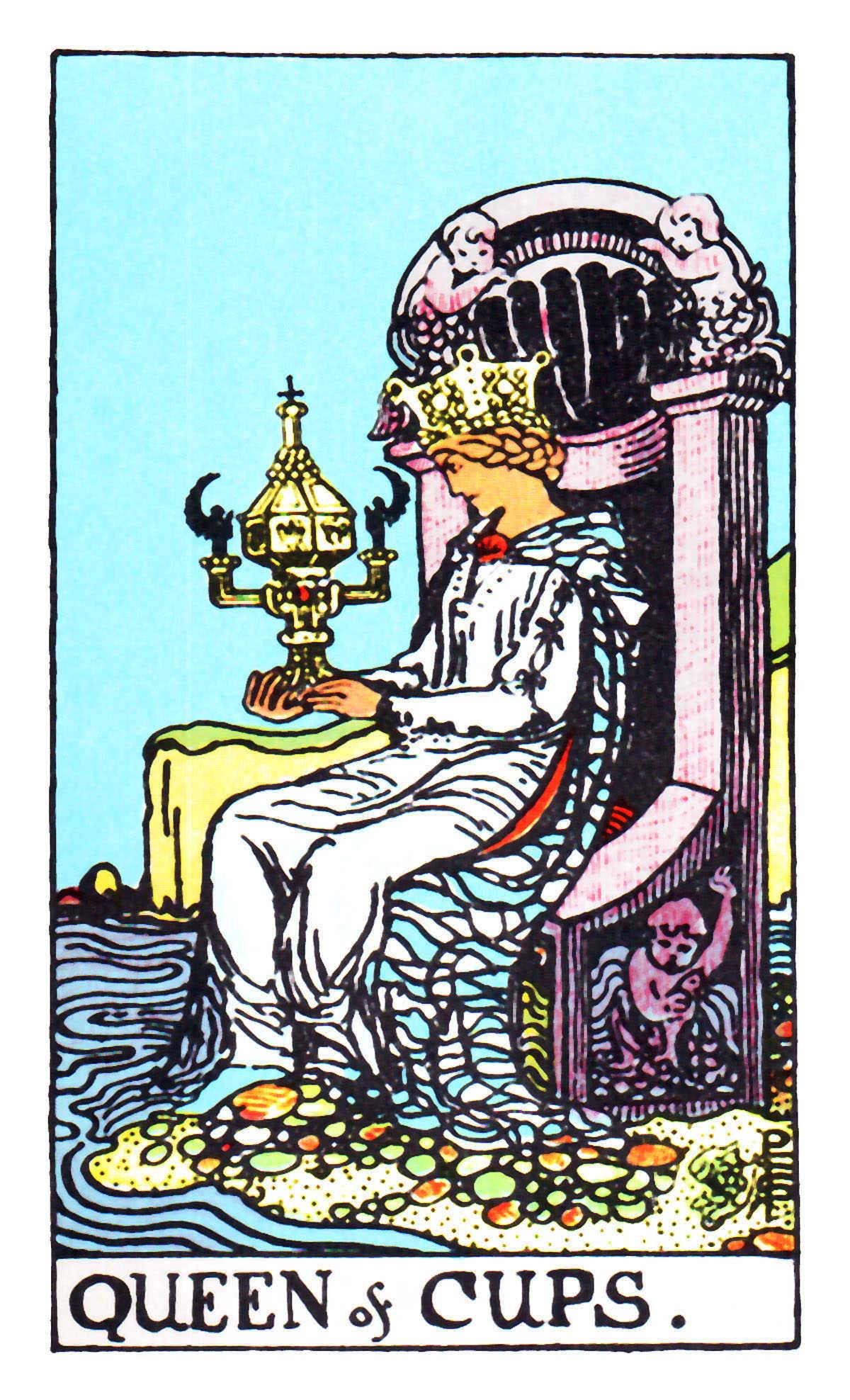 knight of cups meaning