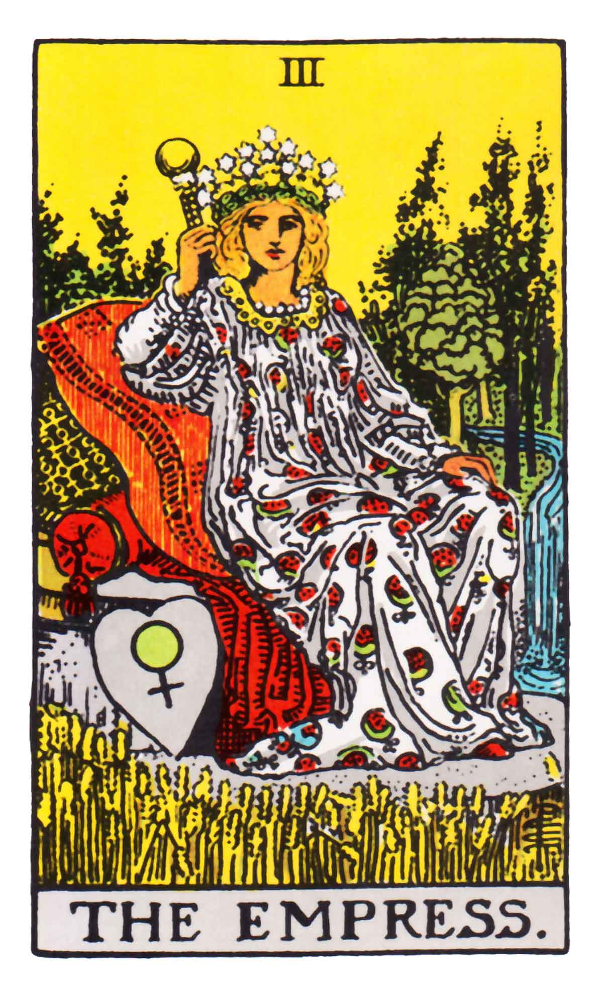 The Empress Tarot Card Meaning In Readings: Benefactor