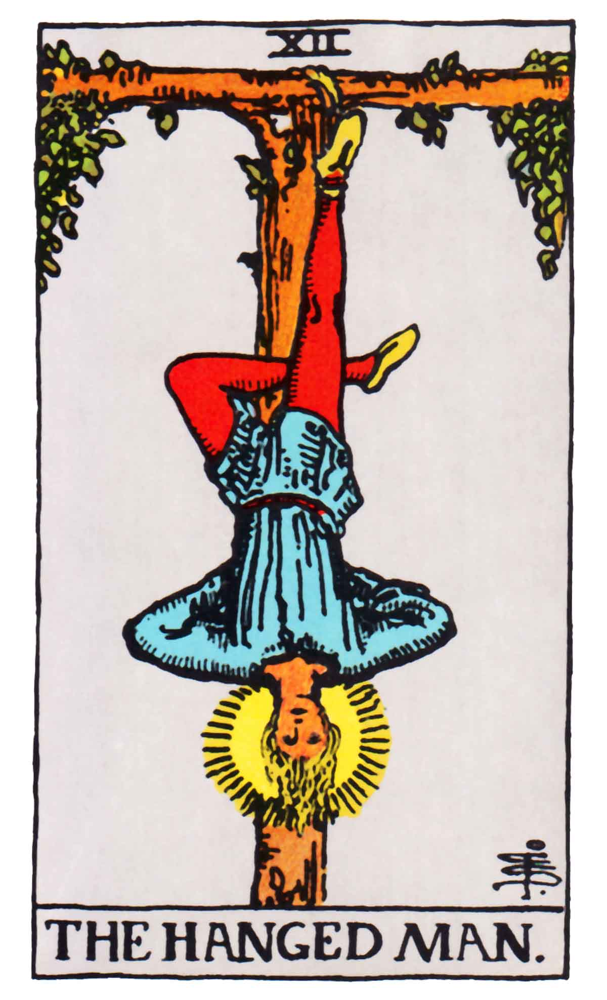The Hanged Man Tarot Card Meaning In Readings: Sacrifice