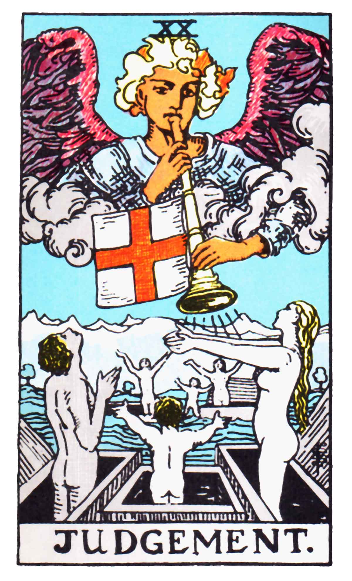 The Judgement Tarot Card Meaning In Readings: The Final