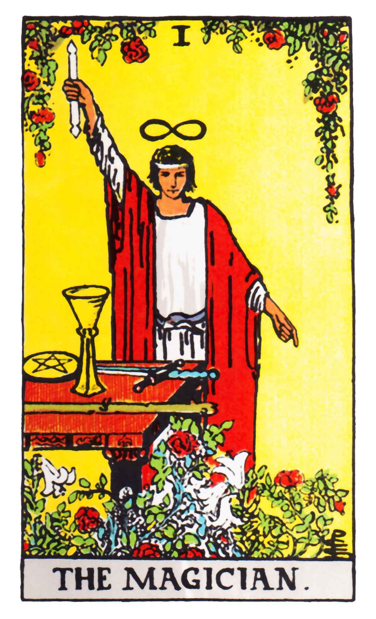 The Magician Tarot Card Meaning In Readings: Surpassing