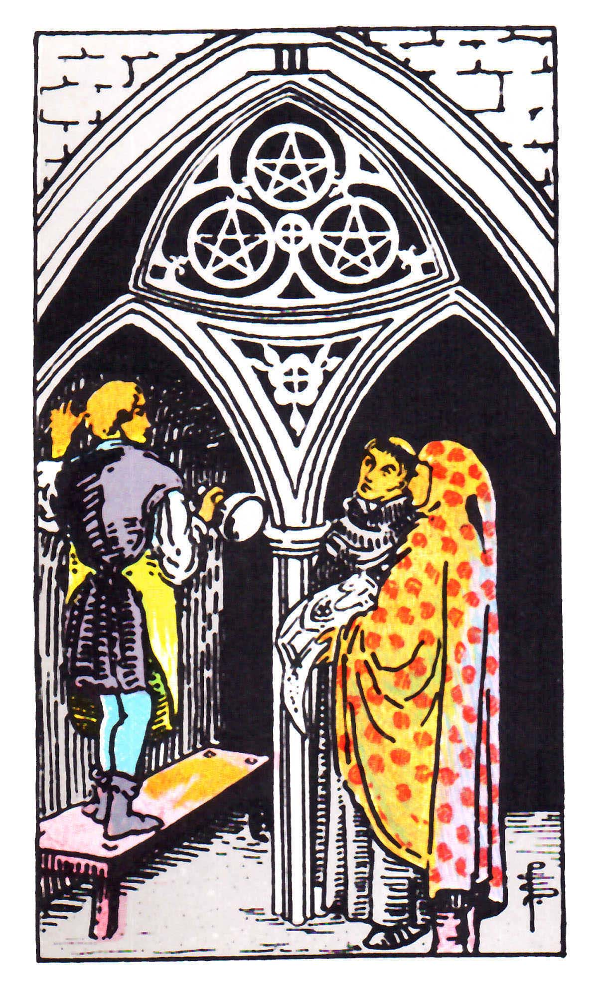Minor Arcana: The Pentacles Suit Tarot Cards Meanings In Readings