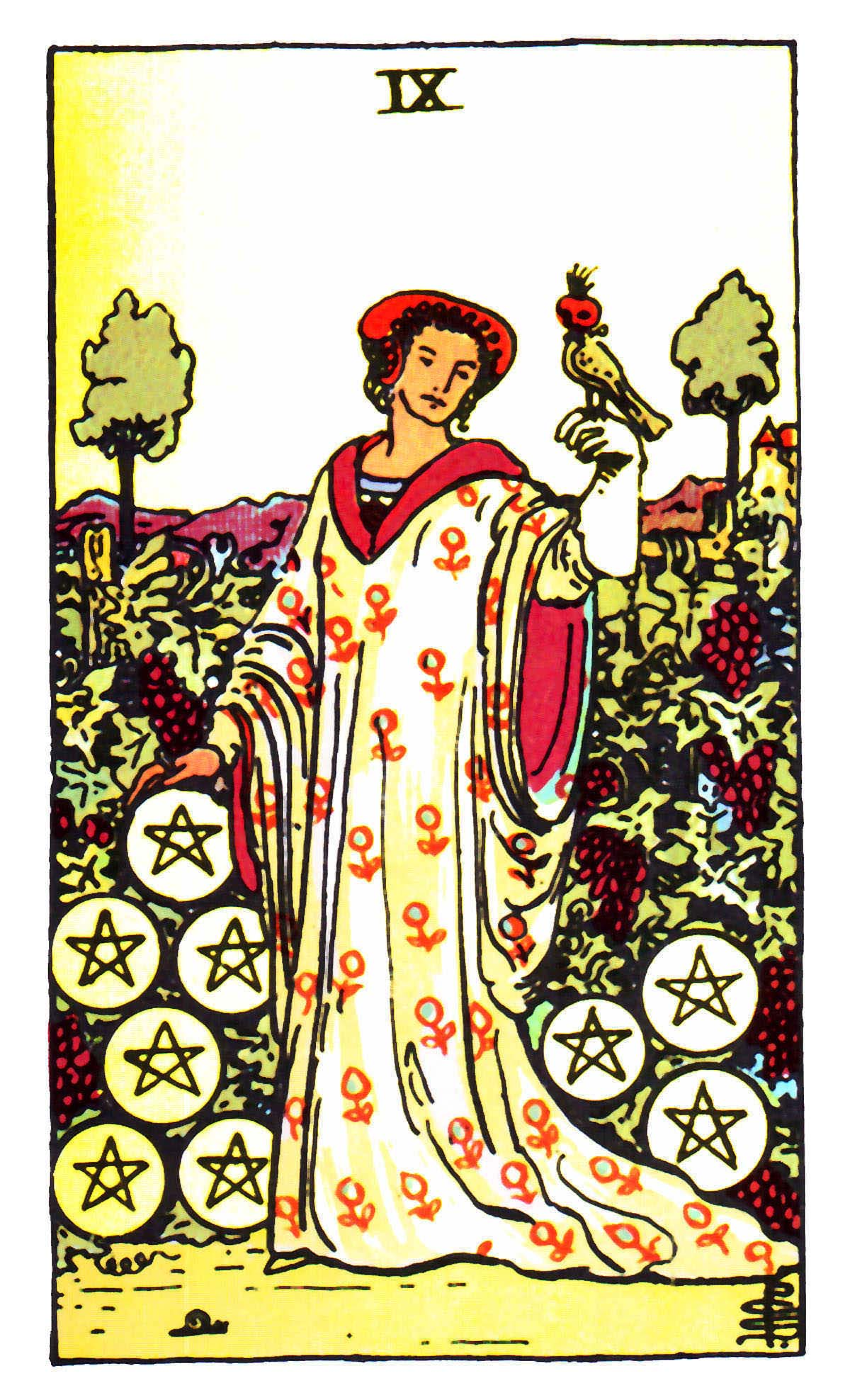 The Pentacles Suit Tarot Cards Meanings In Readings