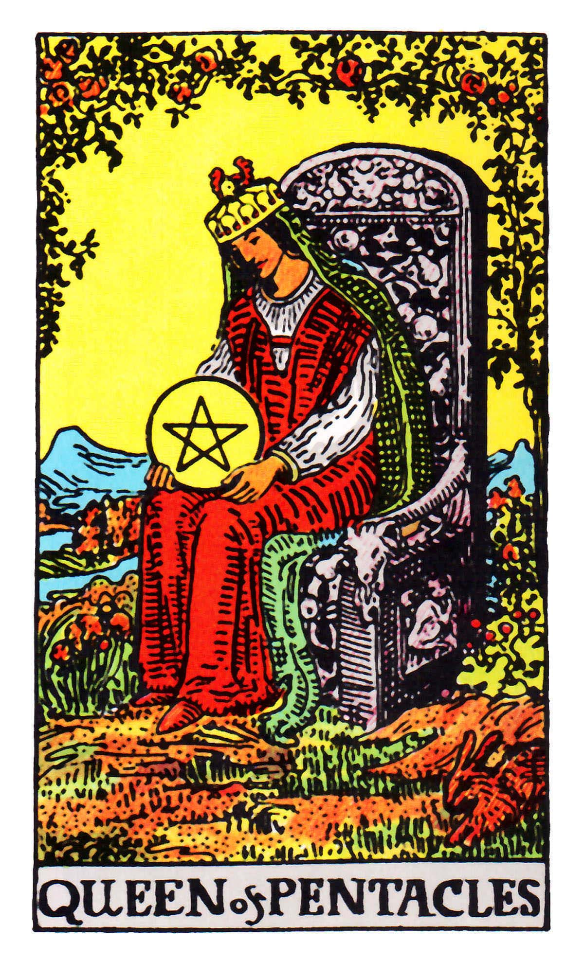 Tarot Cards And Important Life Events: The Pentacles Suit Tarot Cards Meanings In Readings