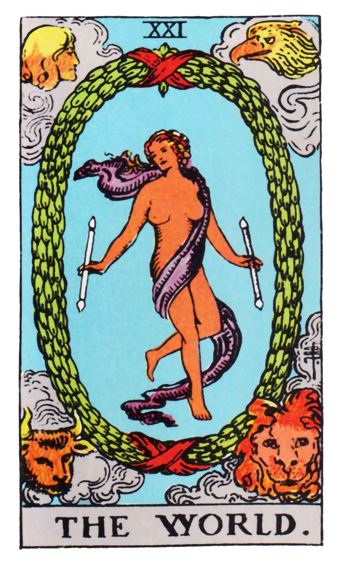 TAROT CARDS - Free Tarot Cards Readings!