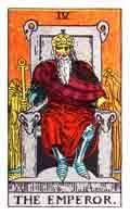 The Emperor Tarot Card and its meaning