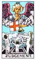 Judgement Tarot Card and its meaning